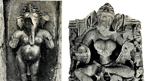Female Ganesha