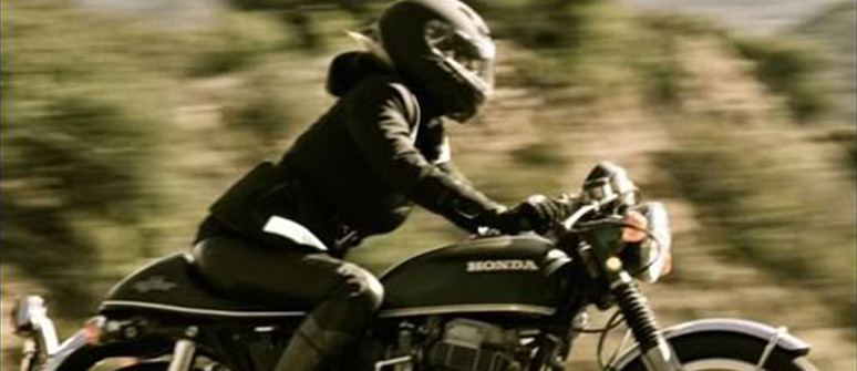 Women Motorbikers Pinterest