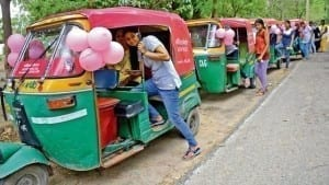 25 pink women-only autos in Noida