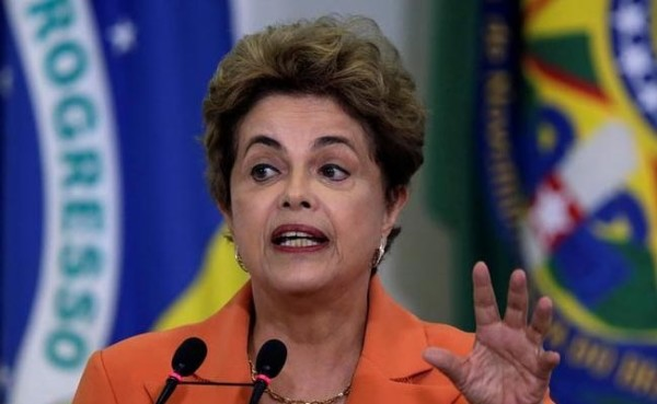 Dilma Rousseff impeached