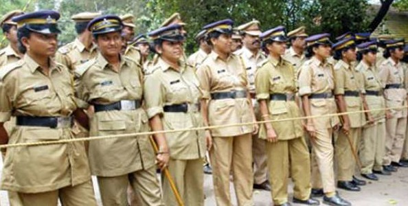 Women Police Officers