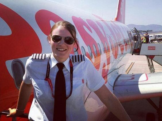Kate Mcwilliams - Youngest Commercial Airline Captain