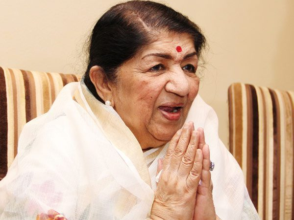 lata mangeshkar daughter nation