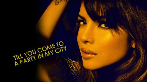 In My City by Priyanka Chopra ft. Will.i.am