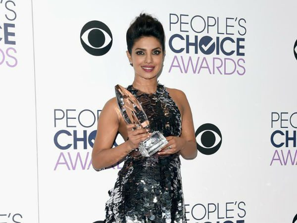 Priyanka Chopra: People's Choice Award
