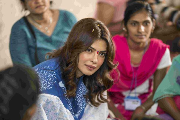 Priyanka Chopra UNICEF India Goodwill Ambassador