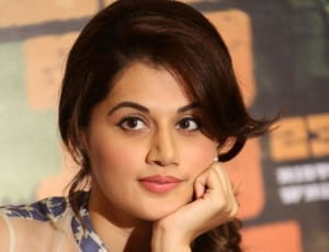 Taapsee Pannu on gender equality