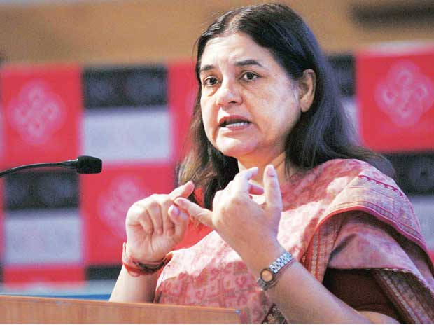 Pocso gender-neutral Maneka Gandhi