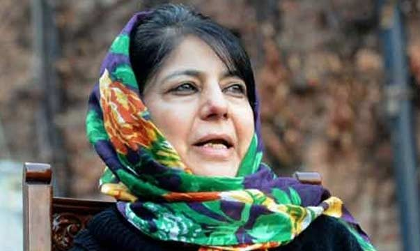 Mehbooba Mufti detained, Mehbooba Mufti released, Case Filed Against Mehbooba Mufti