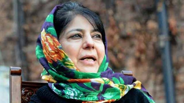 Mehbooba Mufti Shifted Closer Home