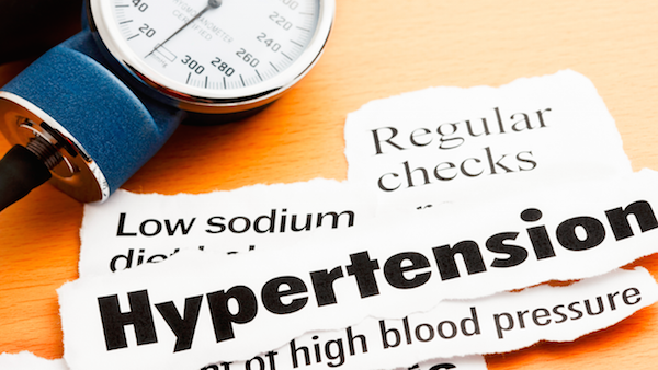 Dealing with hypertension