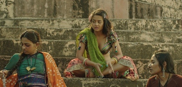 Still from Parched, the movie