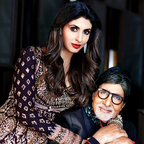 Shweta Bachchan Nanda and Amitabh Bachchan (Photo Credit: DNA India)