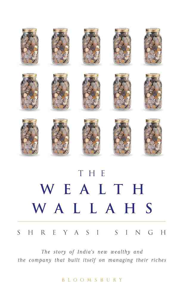 The Wealth Wallahs book cover