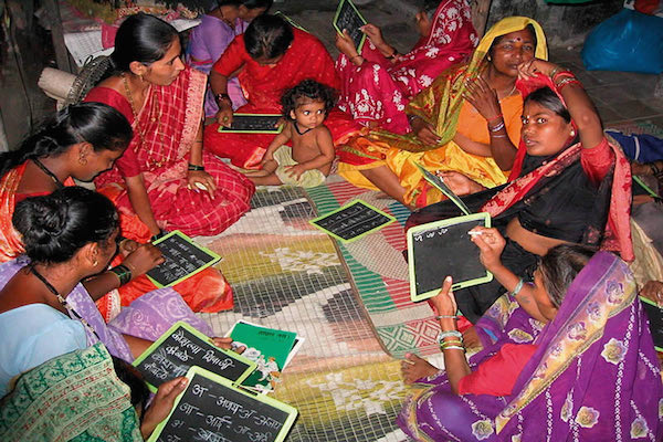 Women Literacy in India