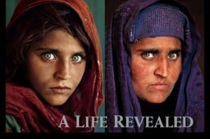 National Geographic's Afghan Girl