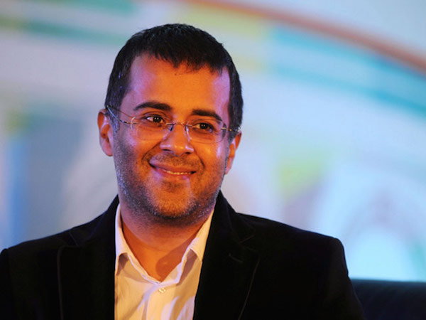 Chetan Bhagat Sexual Harassment. Picture Credit: indiatoday.intoday.in