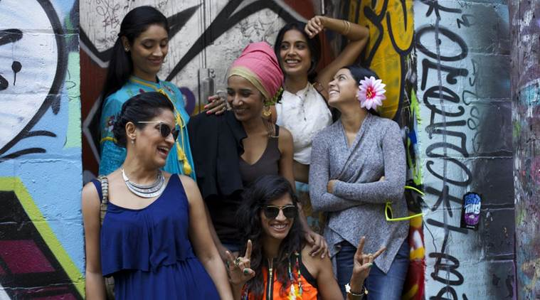 A still from Angry Indian Goddesses