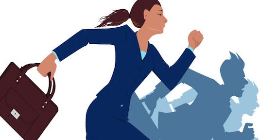 Fighting gender issues at workplace