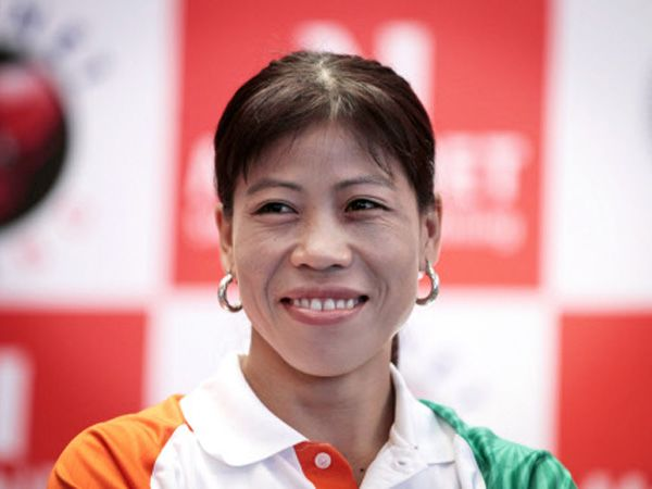 gold for mary kom indonesia