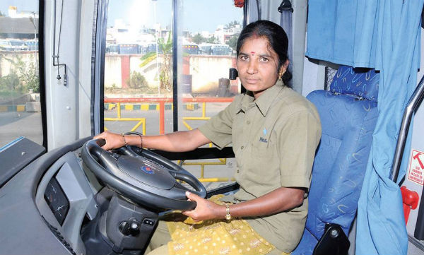 Two Women Drivers Join KSRTC