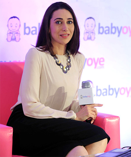 Karisma Kapoor for Babyoye