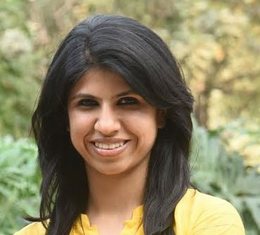 Aarti Gill, founder of FitCircle