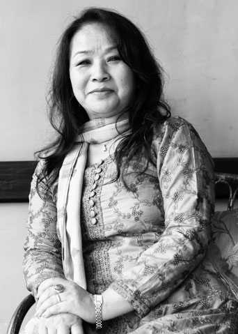 Dawngi - The poet from Mizoram