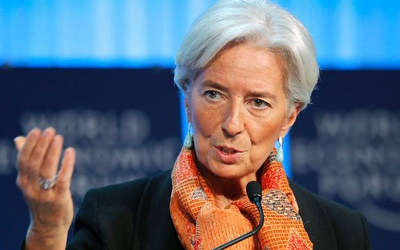 Christine Lagarde to PM Modi On Women Safety and Rapes