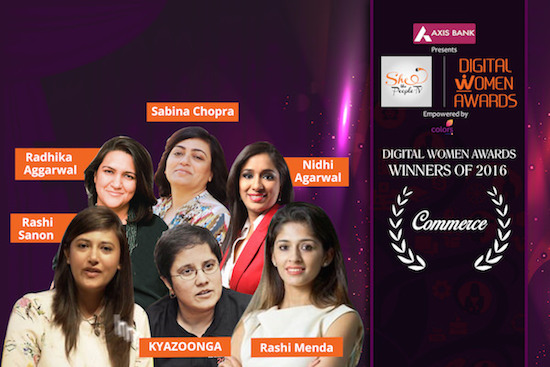 Digital Women Awards