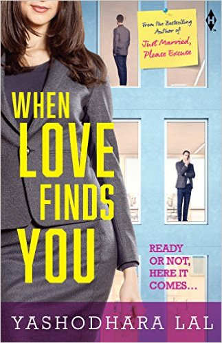 When Love Finds You - Book Cover