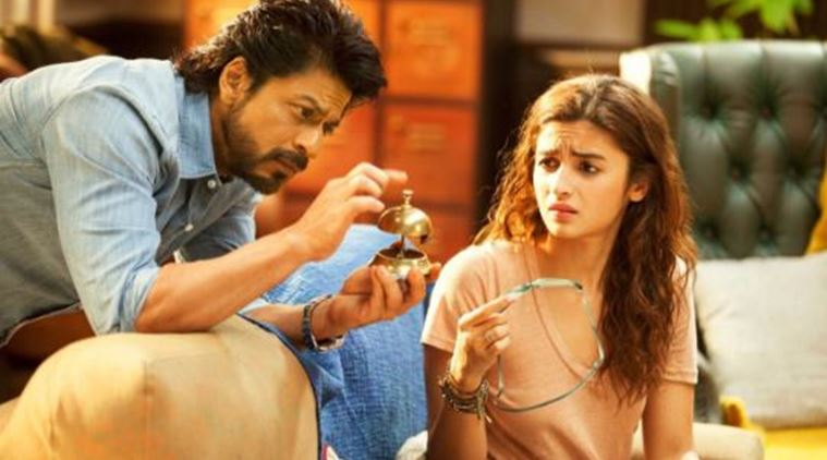 Shah Rukh Khan on 'Dear Zindagi'