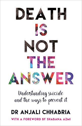 Death is not the answer book