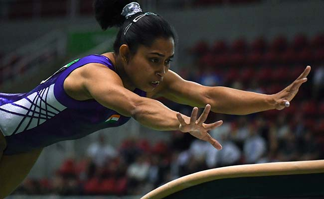 Dipa Karmakar withdraws qualifier olympics