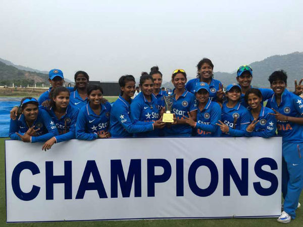 Indian women complete series whitewash against West Indies