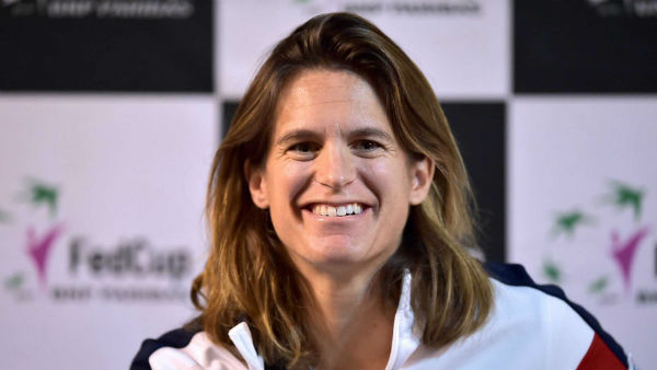 Amélie Mauresmo Steps Down from French Fed Cup Captain, announces her second child
