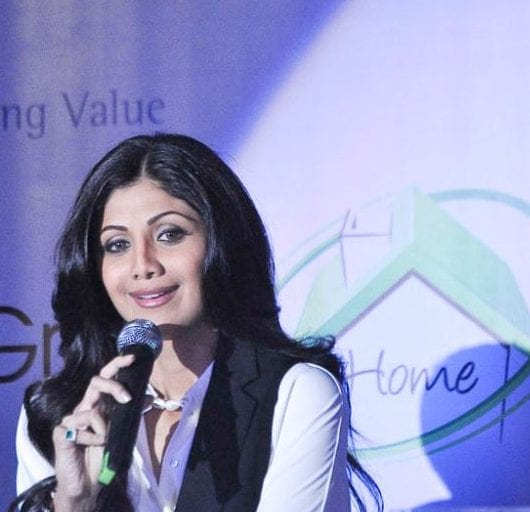 shilpa shetty mother in law
