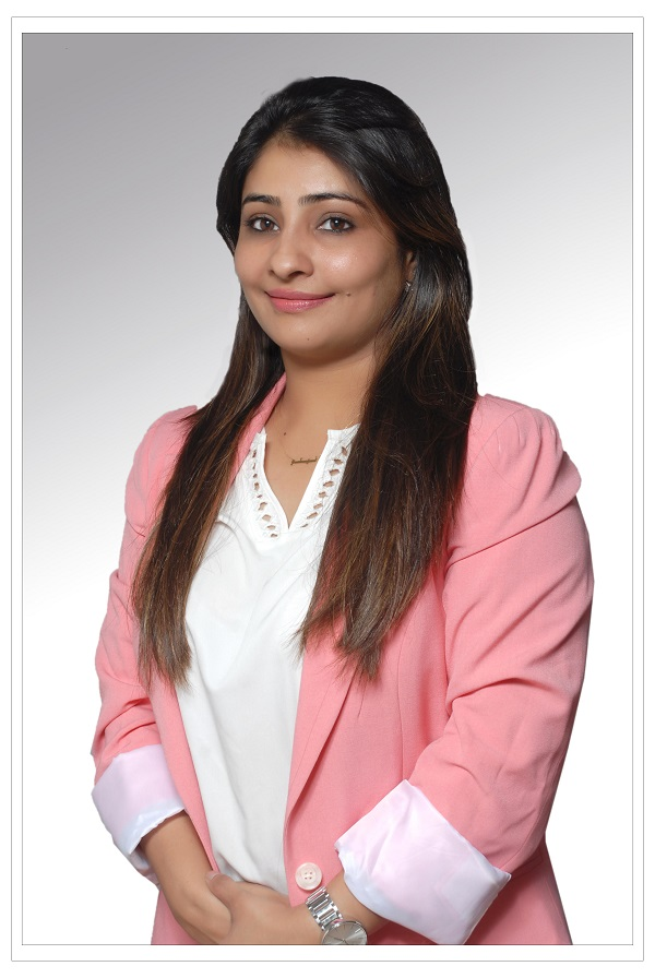 """Dr. Neetu Singh, the founder of """"Saarthi Home Healthcare""""Photo credits: ICCPL"""