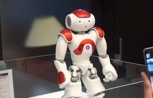Lakshmi, country's first banking robot