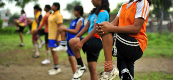 Women in football in India