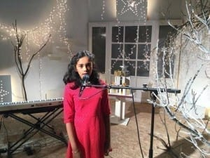 Indian-American Child Prodigy Drops Debut Album In 6 Languages At 10