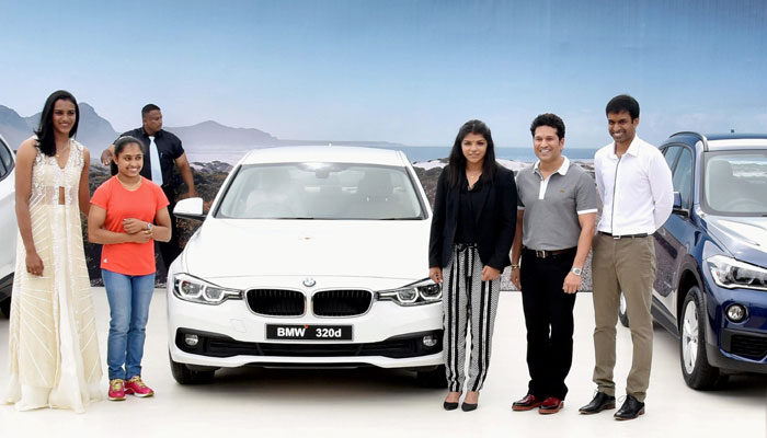 Dipa Karmakar gets cash after returning BMW handed over by Sachin Tendulkar