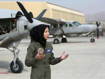 Afghanistan's efforts to welcome women in military