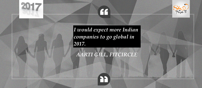 Aarti Gill, FitCircle
