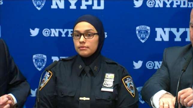 Aml elsokary nypd officer attacked