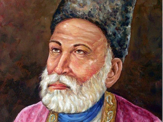 ghalib and his haveli