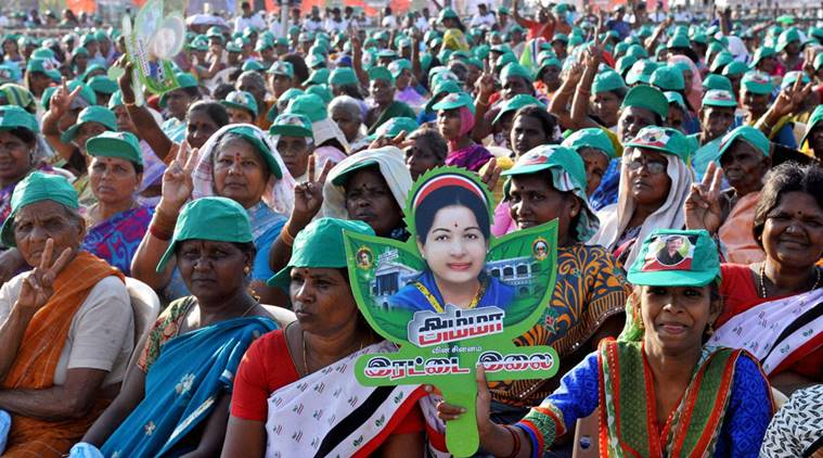Jayalalithaa welfare for women