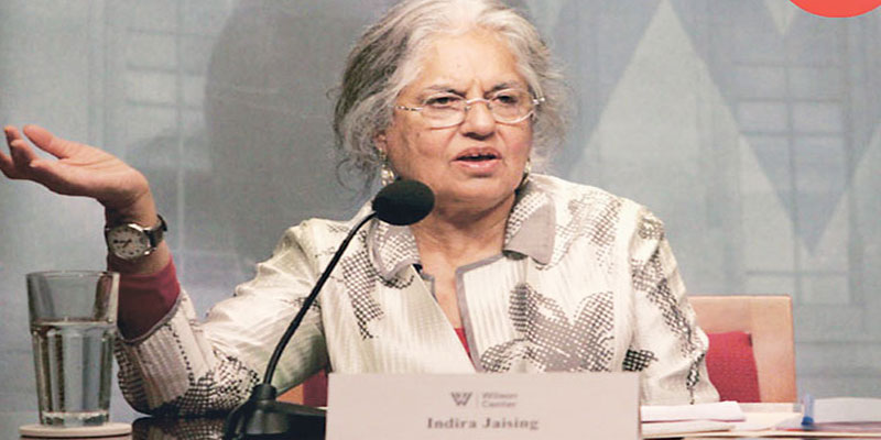 Indira Jaising Fortune's World's Greatest Leaders