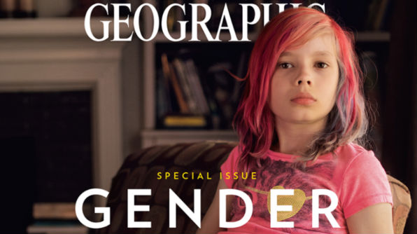 National Geographic To Feature First Transgender Person On Next Month's Cover