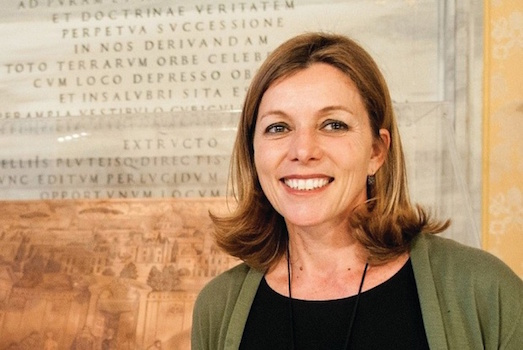 Vatican Museums first female director